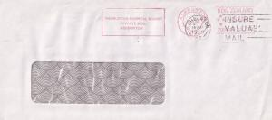 Ashburton Hospital Board New Zealand Commemorative Postal Frank