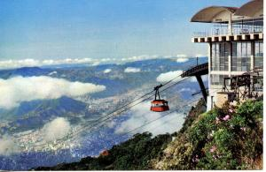 VENEZUELA   PC415  CABLE CAR