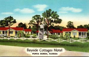 Florida Punta Gorda Bayside Cottages Motel