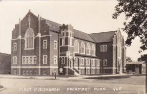 RP: First Methodist Church , FAIRMONT , Minnesota , 30-40s