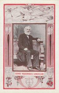 Portrait of Henry Wadsworth Longfellow, 1900-10s