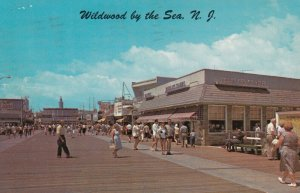 WILDWOOD BY THE SEA , New Jersey , 1950-60s ; Boardwalk
