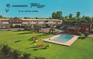 Travelodge , SACRAMENTO , California , 50-60s