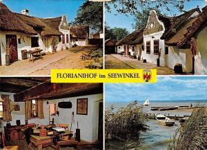 Florianihof im Seewinkel Barockhaus Floriani Zeche Buschenschank Boutique
