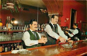Scottsdale Arizona~Lulu Bar Restaurant~Bartenders w/Bowties~Antique Register '50