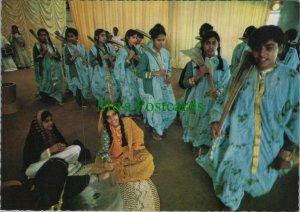 Bahrain Postcard - Dance-Isa Town School    RR10668