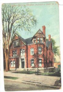 Exterior,Young Women's Christian Association,Utica,New York,PU-00-10s