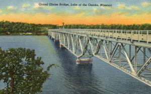 MO - Lake of the Ozarks, Grand Glaize Bridge