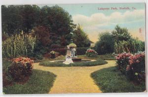 Lafayette Park, Norfolk VA