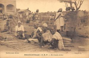 Congo, Brazzaville Marchands Arabes, Natives