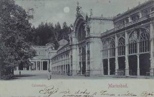 Marienbad, Czech Republic, PU-1899 ; Colonnaden