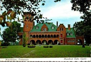 Tennessee Winchester Hundred Oaks Castle