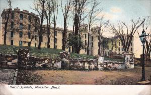 WORCESTER, Massachusetts; Oread Institute, 00-10s