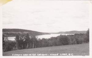 RP: A Beauty spot in the Cariboo , HORSE LAKE , B.C. , Canada , 20-40s