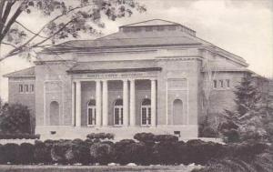 Virginia Hampton Robert C Ogden Auditorium Hampton Institute Albertype