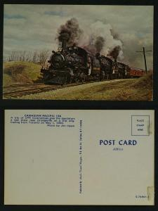 Canadian Pacific 136 No 6233 orangeville (published c60/ 70s