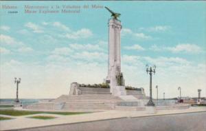 Cuba Havana Maine Explosion Memorial