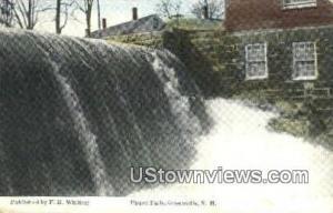 Upper Falls Greenville NH Unused