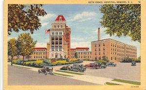 Beth Israel Hospital Newark, New Jersey, USA Judaic 1944