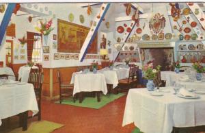 MADRID, Spain, 1940-60s; La Barraca, Restaurant