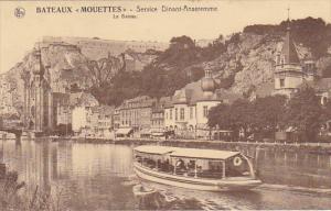Belgium Bateaux Mouettes Service Dinant-Anseremme Le Bateau 1945