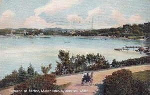 Massachusetts Manchester By The Sea Entrance To Harbor 1910