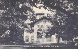 New York Aurora Glen Park Wells College Artvue