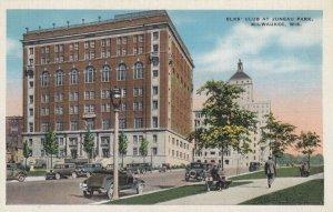 MILWAUKEE , Wisconsin , 1930s ; ELKS' Club
