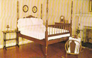 Bed At Ivy Green Birthplace Of Helen Keller Tuscumbia Alabama
