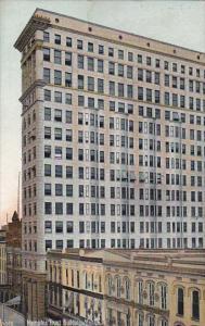Tennessee Memphis Memphis Trust Bank Building 1907