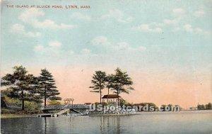 The Island at Sluice Pond - Lynn, Massachusetts MA