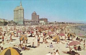 Advertising Union Oil Company Long Beach California Beach Scene