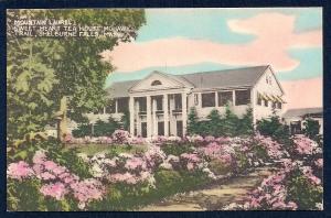 Sweet Heart Teahouse Mohawk Shelburne Falls unused c1920's