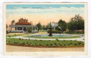Fountain at Herman Park, Goldsboro, North Carolina, 00-10