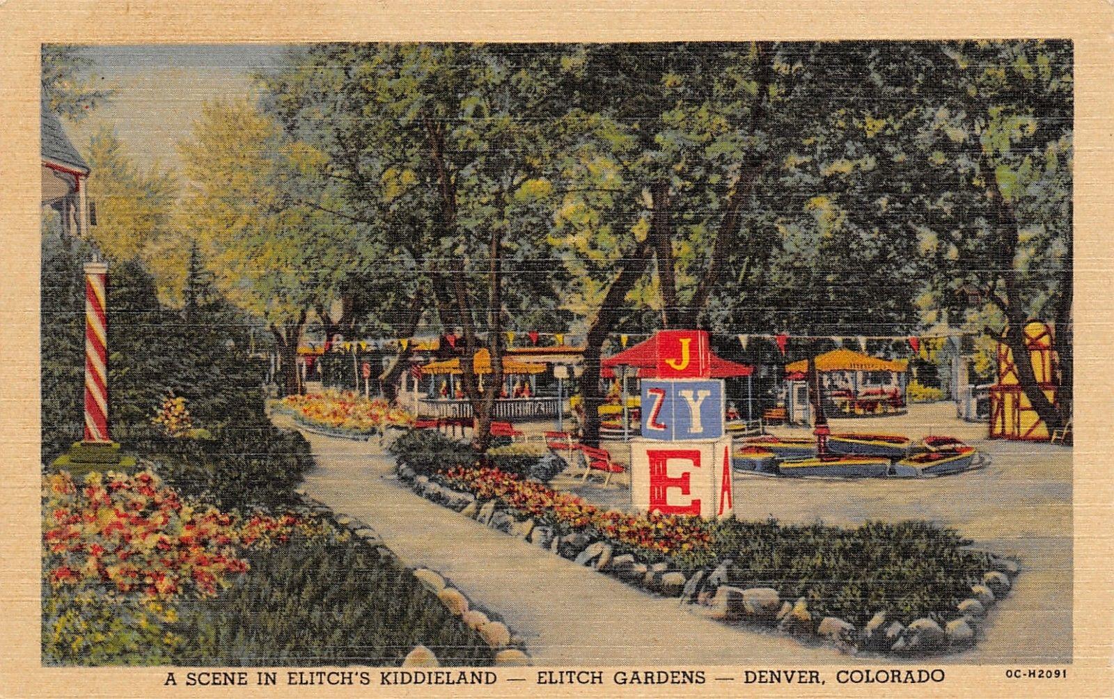 Awesome Elitches Garden Ideas - Brown Nature Garden ...