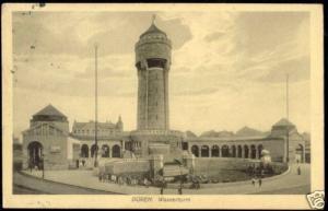germany, DÜREN, Wasserturm (1912) Water Tower