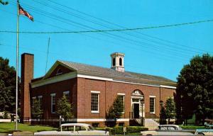 North Carolina Marion Post Office