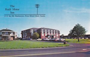 CHARLOTTETOWN, Prince Edward Island, Canada, 40-60s; The Rodd Motor Inn