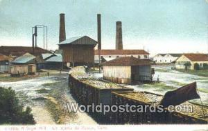 Republic of Cuba Sugar Mill  Sugar Mill