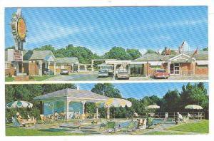 Magnolia Hotel & Restaurant , Vicksburg , Mississippi , 40-60s