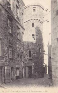 Maison De La Duchesse Anne, Saint-Malo (Ille et Vilaine), France, 1900-1910s