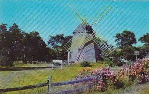 Oldest Windmill On Cape Cod Eastham Massachusetts