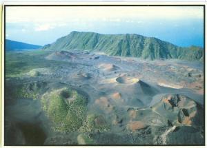 Above Hawaii, Maui, unused Postcard