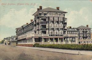 New Jersey Atlantic City Hotel Brighton 1909