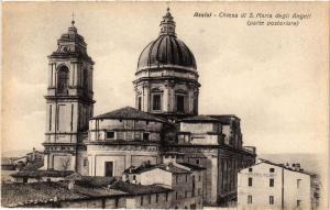 CPA AK ASSISI Chiesa di S.Maria degli Angeli ITALY (547031)