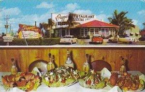 Florida St Petersburg Louis Pappas' Restaurant