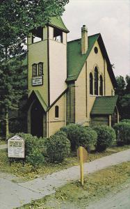 St. James Anglican Church, NEEPAWA, Manitoba, Canada, 40-60´s