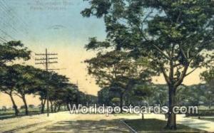 Philippines, Pilipinas Bugumbayan Drive Manila Bugumbayan Drive