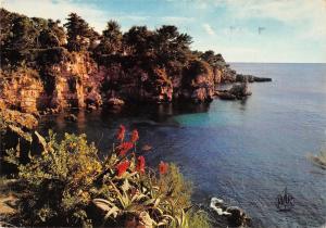 BT3923 Le Cap d Antibes la baie de l argent faux        France