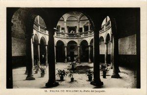 CPA Espagne Palma de Mallorca-Patio del Juzgado (317884)